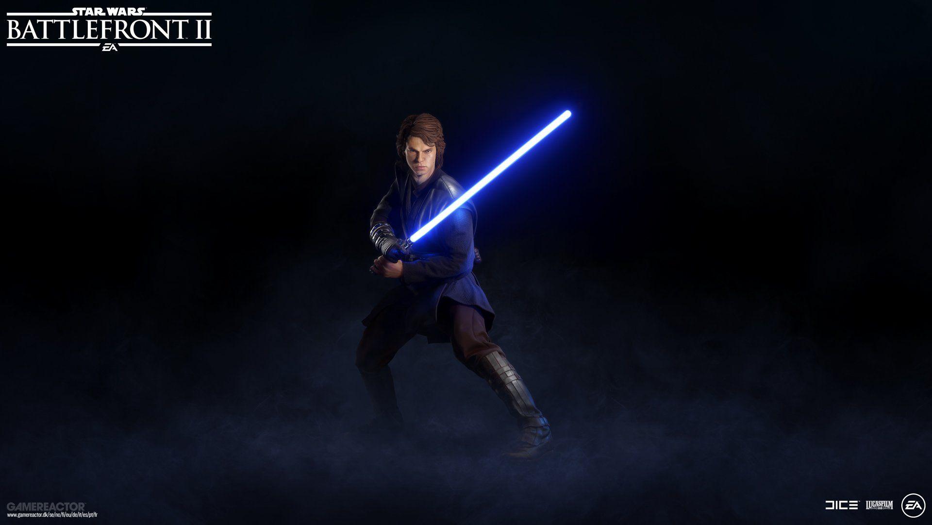 Gambar Dari Dice Tunjukkan Penampilan Anakin Di Star Wars Battlefront Ii