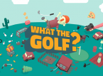 What the Golf menuju Steam bulan Oktober