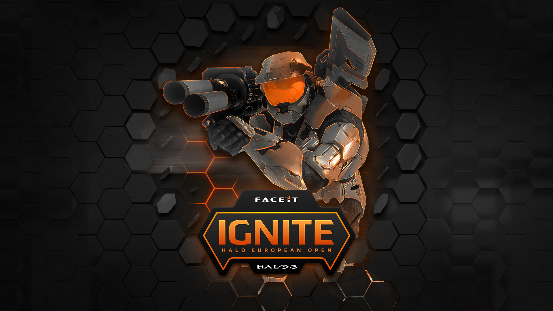 Gambar Dari Faceit Ignite Halo European Open Taking Place In