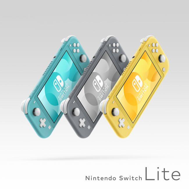 Nintendo Switch Lite - Review Hardware