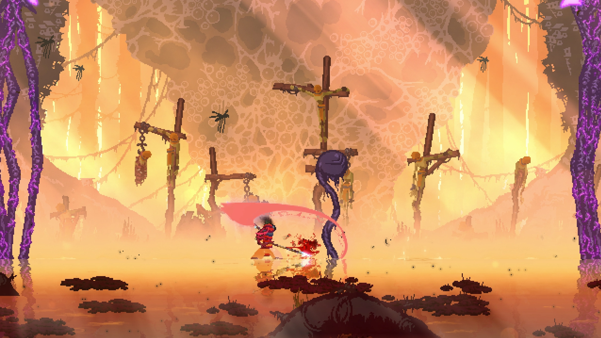 Dlc Dead Cells The Bad Seed Diumumkan
