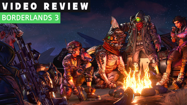 Simak video review kami dari Borderlands 3