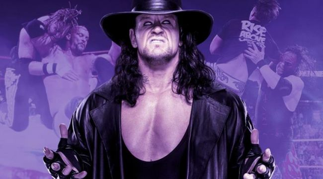 The Undertaker membicarakan tentang Fall Guys
