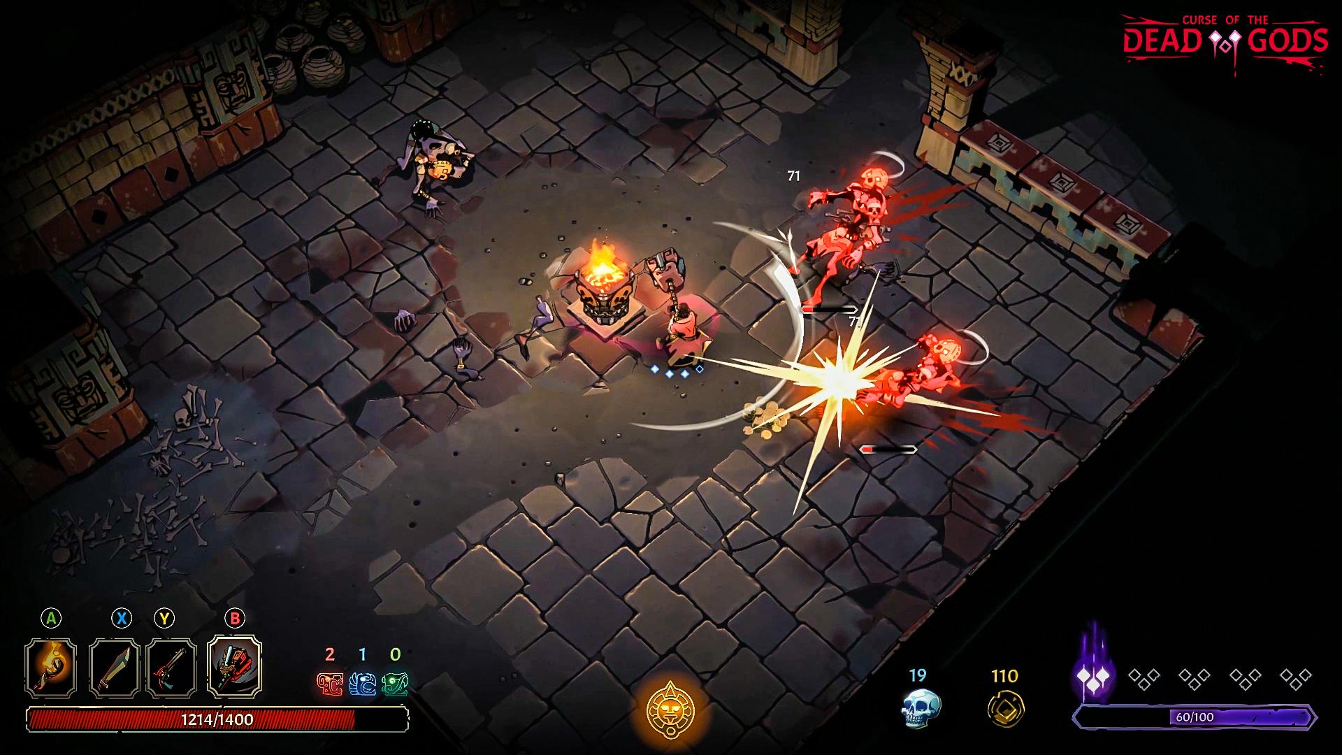 Gambar dari Curse of the Dead Gods 8/28