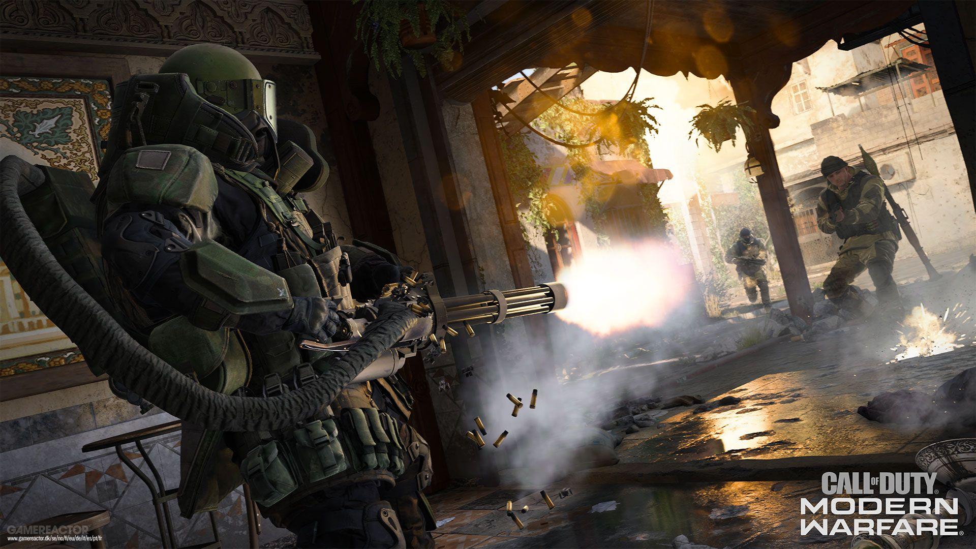 Infinity Ward Hadirkan 24 Menit Gameplay Dari Call Of Duty Modern Warfare