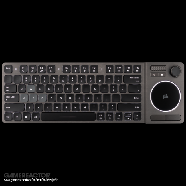 Quick Look - Corsair K83 Keyboard
