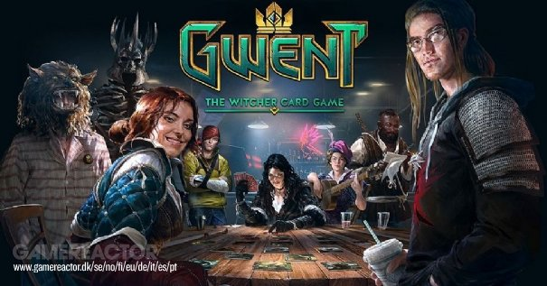 Gwent: The Witcher Card Game akan hadir ke Android