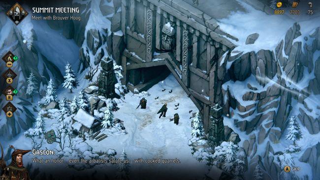 Thronebreaker: The Witcher Tales menuju Nintendo Switch hari ini