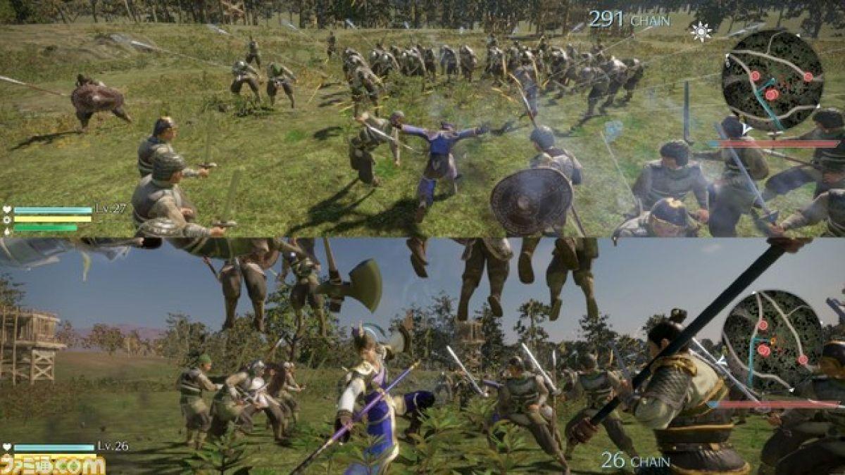 Dynasty Warriors 9 Akan Dapatkan Mode Splitscreen Dan Online Co Op