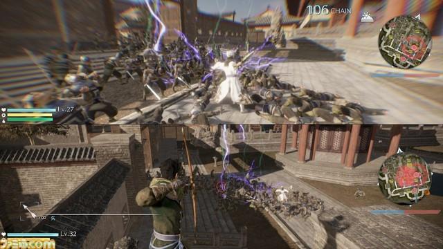 Gambar Dari Dynasty Warriors 9 Akan Dapatkan Mode Splitscreen Dan Online Co Op 3 4