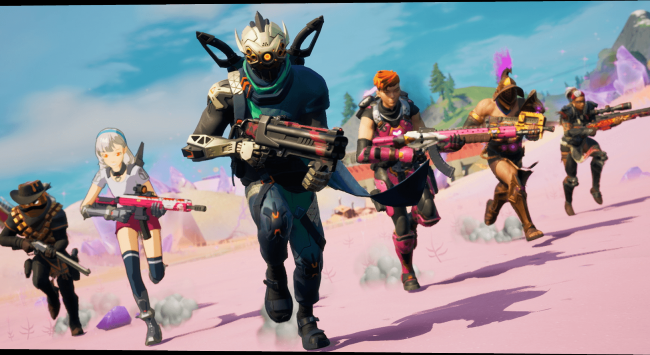 Epic Games reveals details for the 2021 Fortnite Championship Series