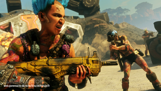 Rage 2 - Impresi Open World