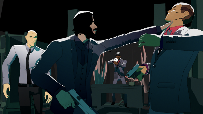 John Wick Hex - Impresi Hands-On E3