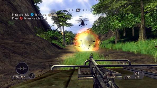 Gambar Dari Far Cry Instincts Predator 7 62