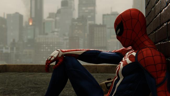 Spider Man Adalah Game Dengan Penjualan Tercepat Tahun 2018 Sejauh Ini