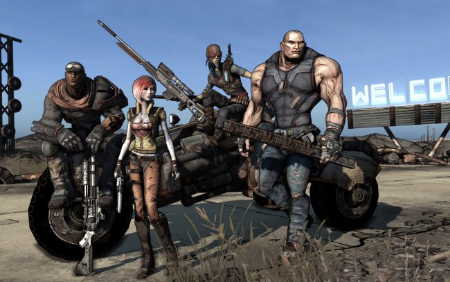 Momen Penting di Dunia Game - Borderlands