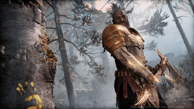 Cory Barlog ungkap ranking game God of War favorit miliknya