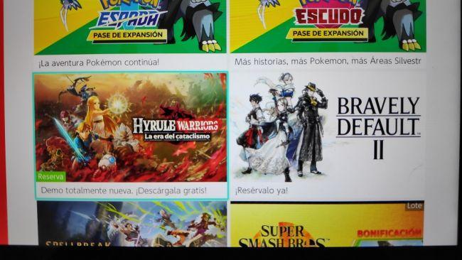 Versi Demo Dari Hyrule Warriors Age Of Calamity Disebutkan Di Eshop