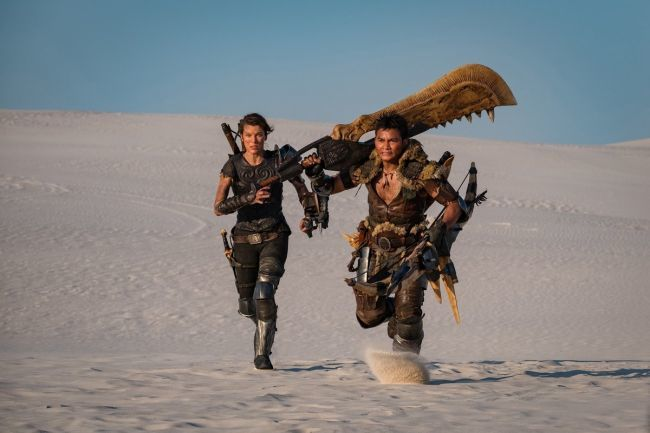 Film Monster Hunter mendapat plot sinopsis baru