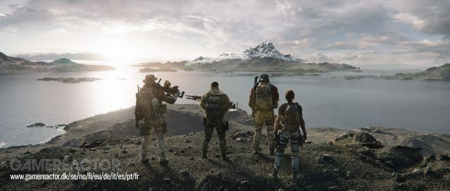 Ghost Recon Breakpoint - Enam Jam di Auroa