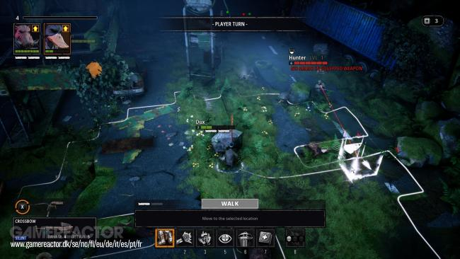 Mutant Year Zero: Road to Eden - Tiga Jam Pertama