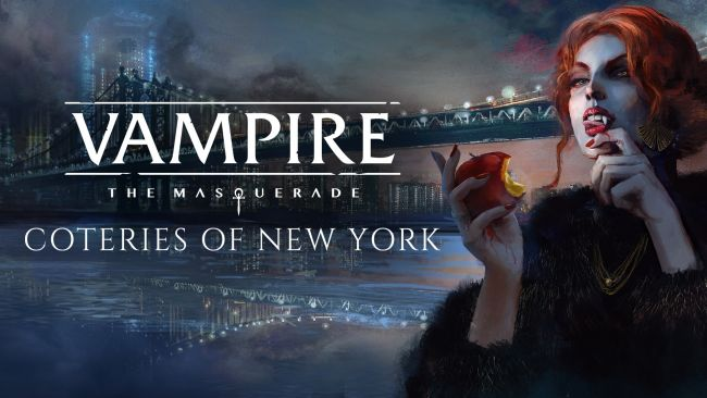 Vampire: The Masquerade - Coteries of New York