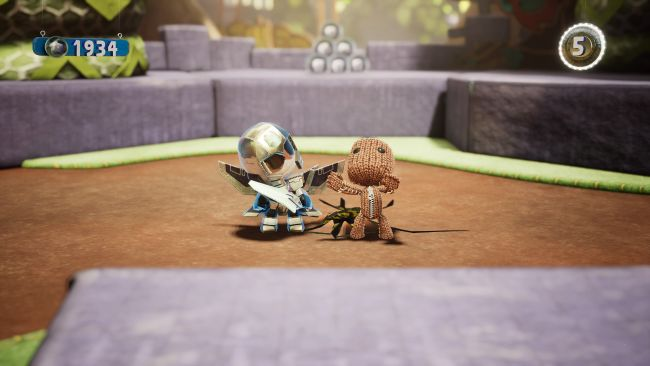 Review Sackboy: A Big Adventure Co-op