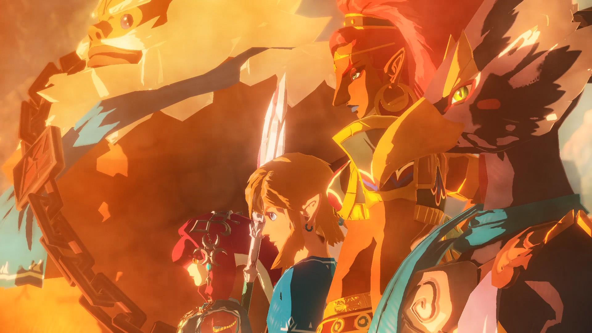 Hyrule Warriors Age Of Calamity Dapatkan Presentasi Gameplay Dan Trailer Baru