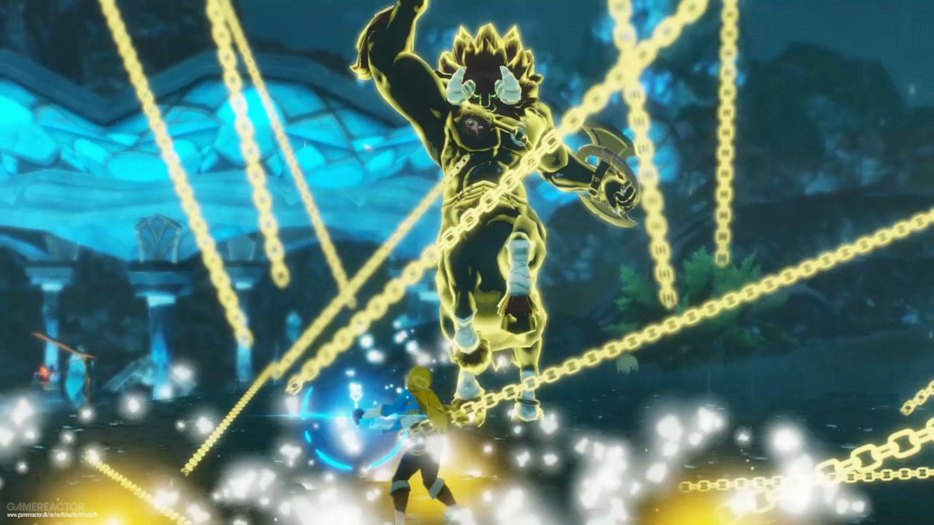 Gambar Dari Hyrule Warriors Age Of Calamity Dapatkan Presentasi Gameplay Dan Trailer Baru 4 5