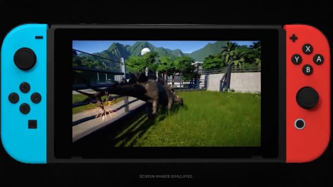 Jurassic World Evolution: Complete Edition for Switch - Kesan dari Percobaan Langsung