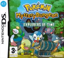 Pokémon Mystery Dungeon: Explorers of Time