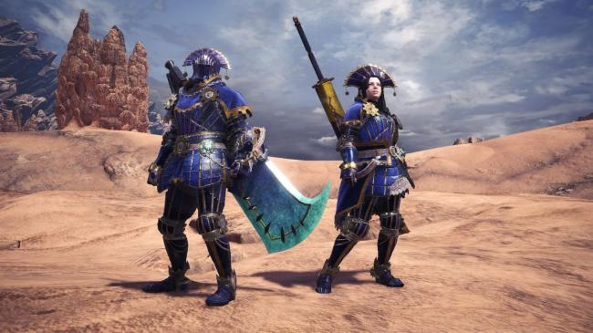 Monster Hunter: World rayakan 13 juta unit terkirim