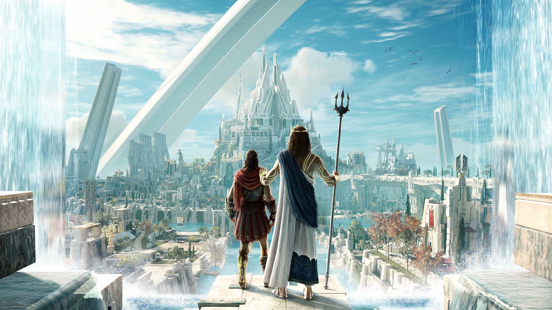 Dlc Fields Of Elysium Dari Assassin S Creed Odyssey Tersedia Gratis