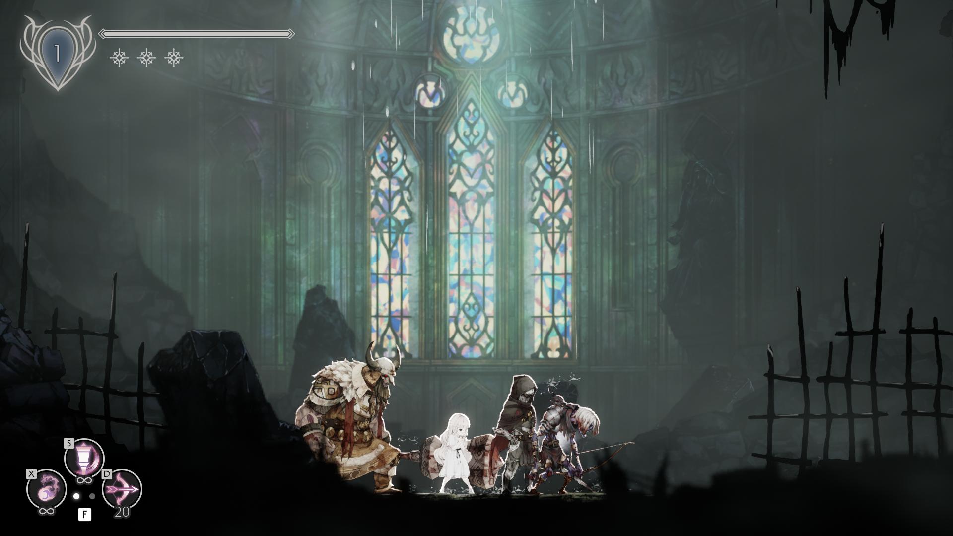 Gambar dari Ender Lilies: Quietus of the Knights 7/7