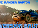 Ford Ranger Raptor: sebuah pengalaman video game