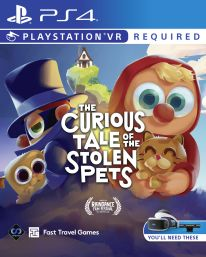 The Curious Tale of the Stolen Pets