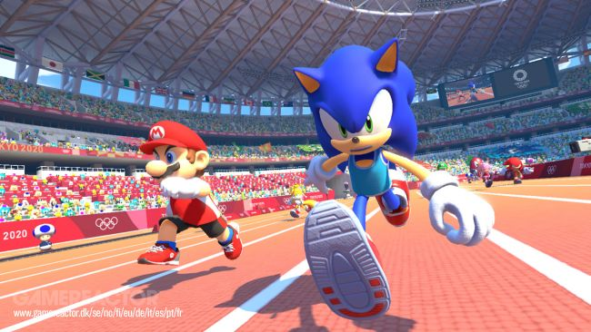 Mario & Sonic at the Olympic Games Tokyo 2020 - Preview Hands-On