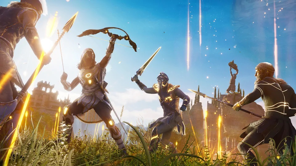 Gambar Dari Dlc Judgment Of Atlantis Dari Assassin S Creed Odyssey