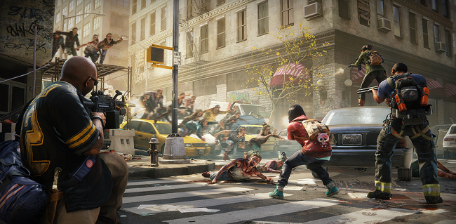 World War Z: Epic Games Store adalah