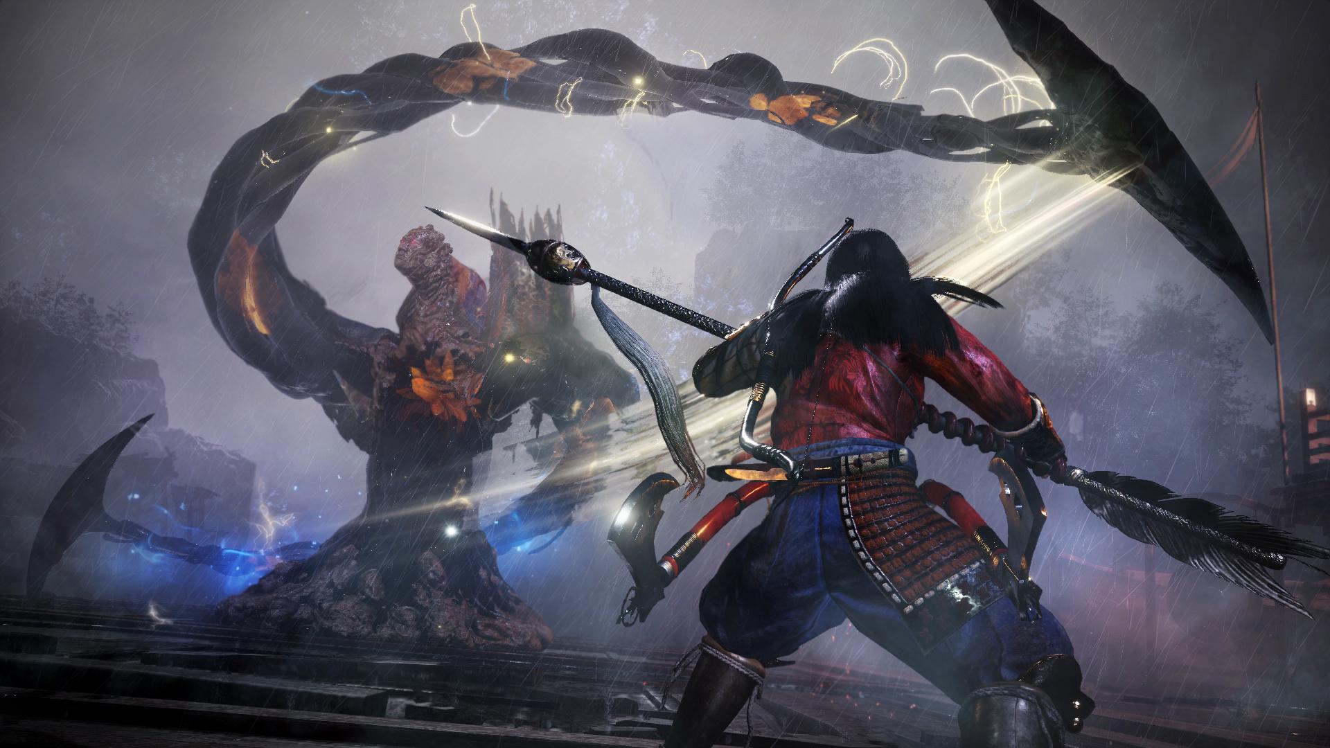 Mengobrol dengan Team Ninja tentang Nioh 2 - E-P-C