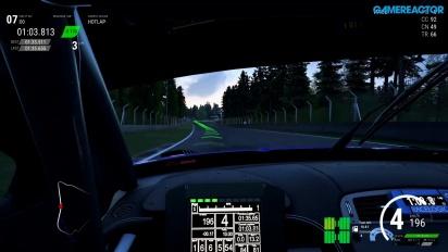 Assetto Corsa Competizione - Gameplay dari Jaguar G3 Emil Frey