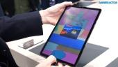 MWC19: Samsung Galaxy Tab S5e - Wawancara Daniel Kvalheim