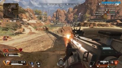 Apex Legends - Speedhack Caught In-game