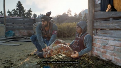 Days Gone - Tayangan Ulang Livestream Late Game