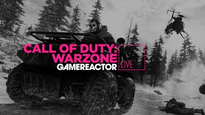 Call of Duty: Warzone - Livestream Konsol