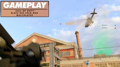 Call of Duty: Black Ops Cold War - Rekaman Gameplay Multiplayer