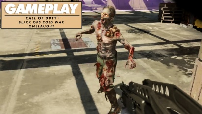 Call of Duty: Black Ops Cold War - Klip Mode Onslaught Zombies