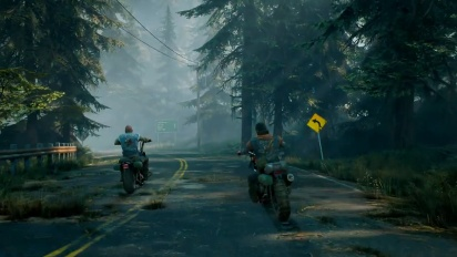 Days Gone - PC Features Trailer