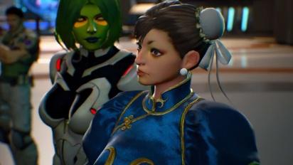 Marvel vs. Capcom: Infinite - Story Trailer 2