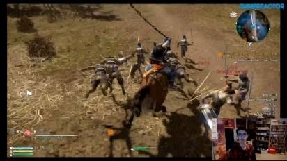 Livestream Replay - Dynasty Warriors 9